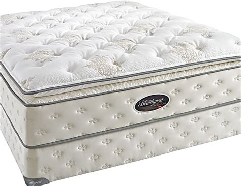 Simmons Beautyrest Pillow Top Mattress by Simmons Beautyrest World Class Pillow Top Elite Mattress