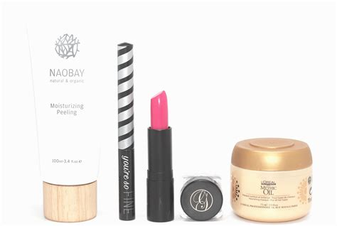 finesse makeup march 2015 makeup beauty fashion glossybox march 2015
