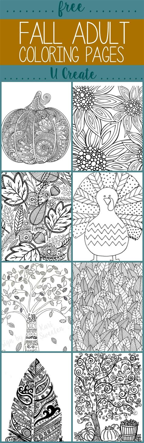 coloring pages for adults fall free fall coloring pages peaceful resistance