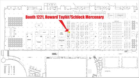 salt palace convention center floor plan schlock mercenary find howard at salt lake comic con