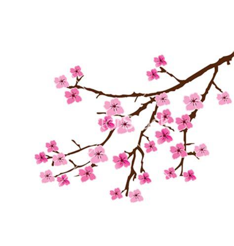 Free Clip Cherry Blossom Branch