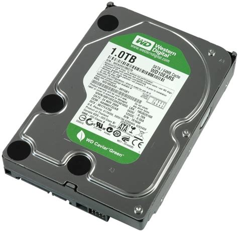 Harddisk 1tb Buy Western Digital Caviar Green 1tb Sata Ii Drive 3 5 Quot Wd10earxd At Computers