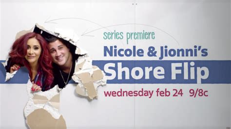 home to flip tv show nicole jionni s shore flip new house flipping series