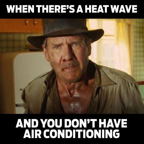 Heat Meme - speak of the devil the dog days of summer