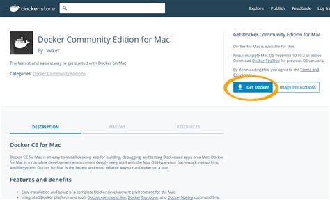 docker tutorial mac os install docker for sql server on a mac