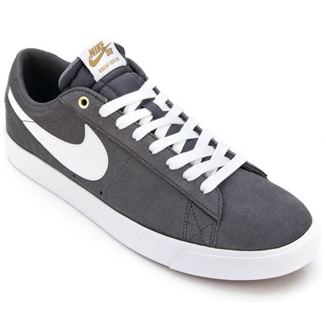 shoes nike nike blazer low gt qs shoes black sail