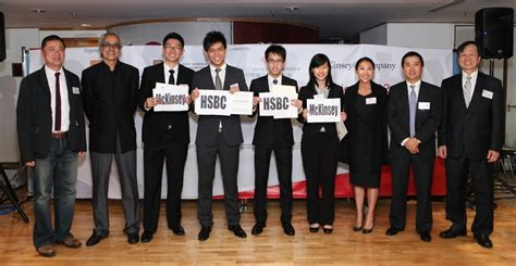 Hsbc Mba Internship by Hsbc Mckinsey Business Competition 2012 Results