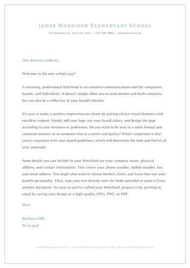 resignation letter church ministry position