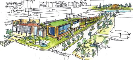 design center marathon graduate architecture students create healing center