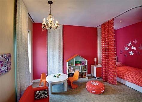 kinderzimmer rot frische farben f 252 rs kinderzimmer 70 wohnideen in rot