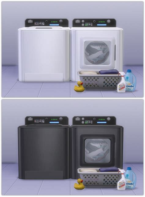 sims 4 electronics downloads sims 4 updates washer dryer recolors at 13pumpkin31 187 sims 4 updates