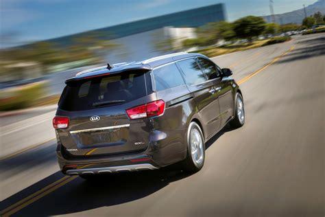 New Kia Minivan 2015 by Kia Launches New Minivan 2015 Sedona Changes Specs