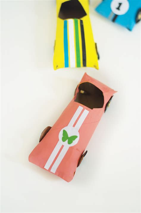 What To Make With Paper Towel Rolls - 5 things to make with cardboard petit small