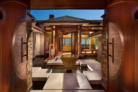 zen architecture zen contemporary architecture asian entry other