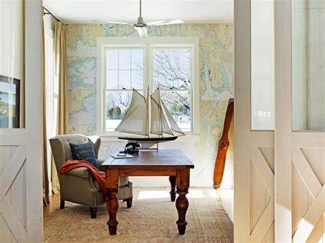 nautical office decor coastal inspired design interior design styles and color