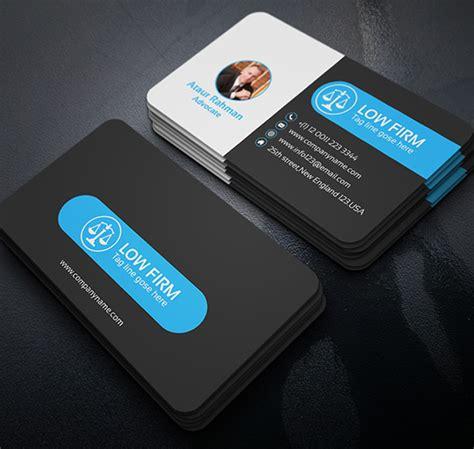 black business card psd templates designyep