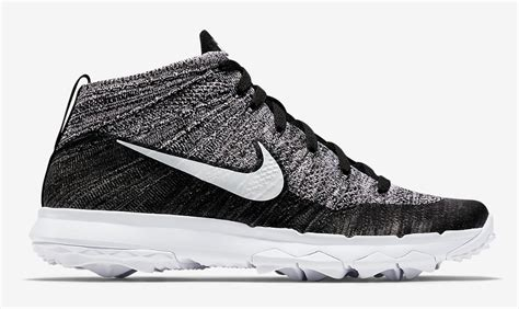 Nike Flyknit Chukka Black nike flyknit chukka golf shoes black discount prices for