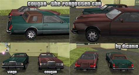 ta boat rs the gta place gta cougar the forgotten car
