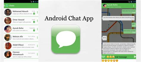buy chat app template social networking and chat for