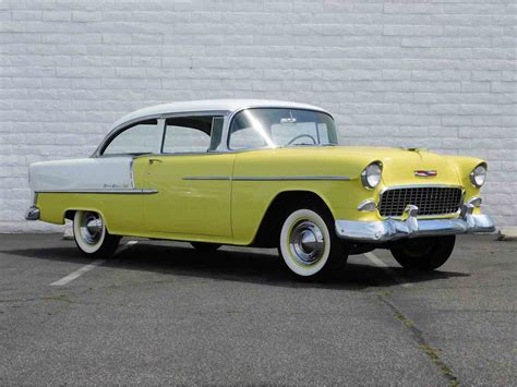1955 chevrolet for sale 1955 chevrolet bel air for sale classiccars cc 974151