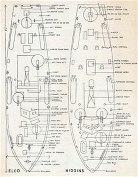 pt boat interior diagram 1000 images about ship schematics cutaways diagrams