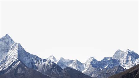 background pattern mountain mount snow mountain peak background pattern png image