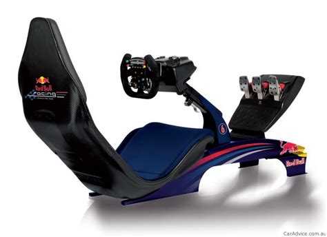 playseats bull f1 seat photos 1 of 3
