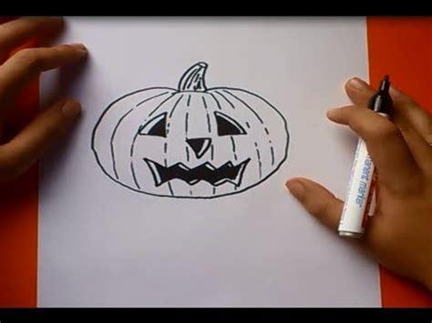 imagenes de calaveras y calabazas como dibujar una calabaza paso a paso how to draw a