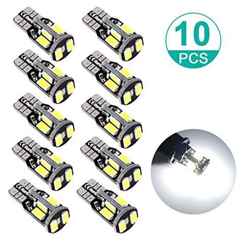 how to change interior light bulb in car sunnest 194 led light bulb bright 5730 chipset led
