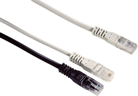 Kabel 1 X 075mm Serabut isdn y kabel 1x rj45 stecker 2x rj45 stecker 1 50 m grau hama kaufen conrad
