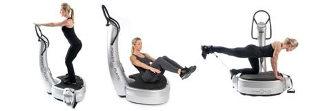 Power Plate Your Way To An A List by The Power Plate A Way To Power Your Workout