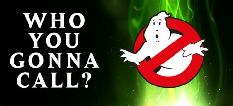 who do you call when a light is out who you gonna call