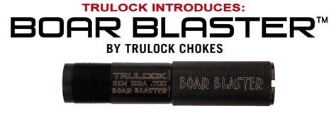 best choke shotgun chokes choke trulock
