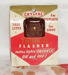 blinker for christmas lights vintage o flasher adapter for tree lights displays signs ebay