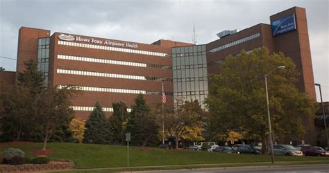Henry Ford Center by New Partnership Promises Better Cardiac Care At Henry Ford