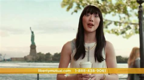 who is the asian in the liberty mutual commercial who is the asian woman on the liberty mutual commercials