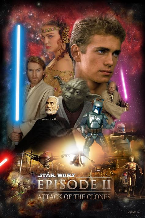film ggs episode 244 full star wars episode 2 movie poster check out our review here