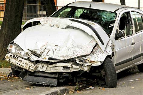 car crash at fault driver killed