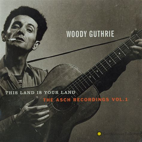 Recordings Vol1 this land is your land the asch recordings vol 1