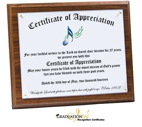 plaque of appreciation template wording for appreciation plaque for church member just b