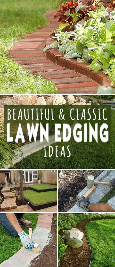 best garden edging ideas 25 best ideas about brick garden edging on