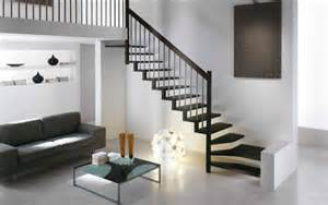 escaleras modernas espaciohogar