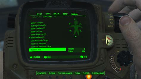 fallout 4 weight management carry weight modifications fallout 4 mod fo4