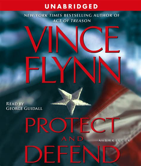 protect books protect and defend audiobook by vince flynn armand