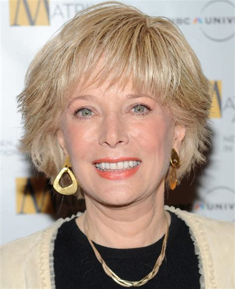 pictures of leslie stahl s hair leslie stahl hairstyle hairstyle ideas