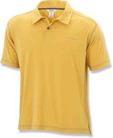 Polo Shirt Rei Hitam marmot humboldt organic cotton polo shirt s at rei