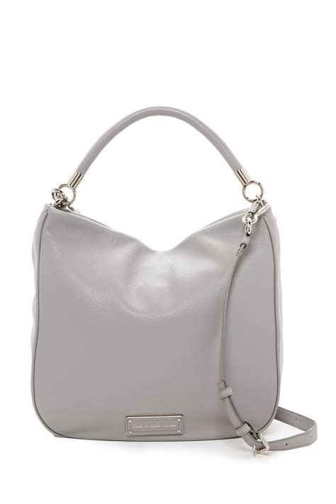 Marc Leather Hobo marc take your marc leather hobo nordstrom rack