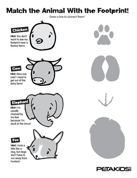 printable animal feet tracks coloring download tracks coloring