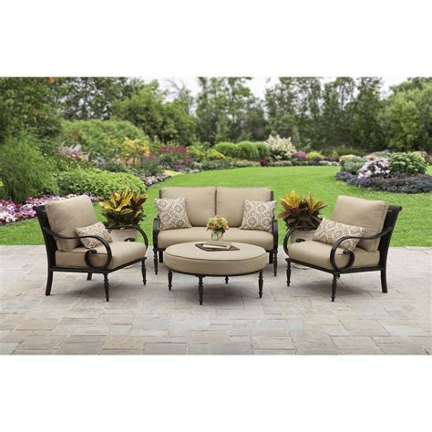 elegant better homes and garden patio furniture holding