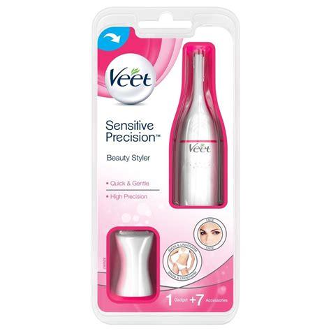 blibli veet sensitive touch veet sensitive touch bikini hair remover trimmer shaver